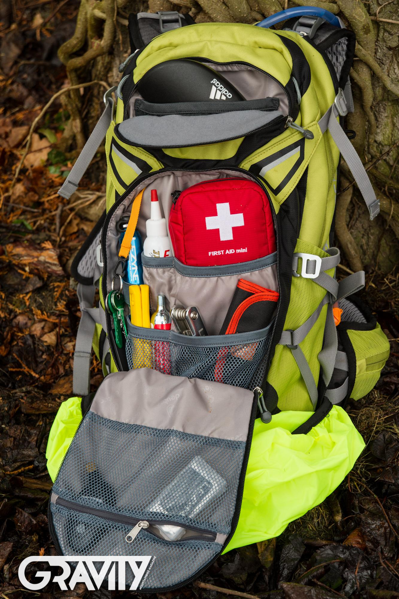 Test: Deuter Attack Enduro 16 world of mtb Magazin
