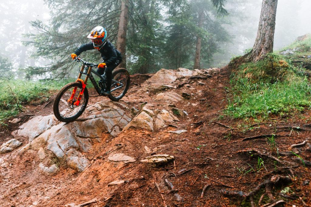 Jackson's Bike School – Besser Biken Auf Nassen Trails