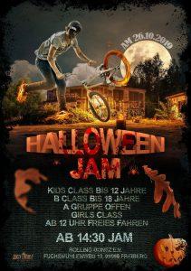 BMX Halloween Jam Freiberg @ Bonezbunker