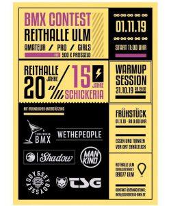 BMX-Contest Reithalle Ulm @ Reithalle Ulm