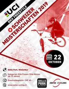 BMX FREESTYLE Schweizer Meisterschaften @ SKILLS PARK